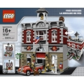 Lego Exclusive 10197 Fire Brigade